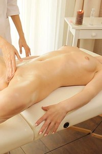 Purity Massage II starring Alecto