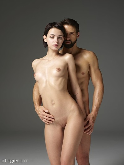 Ariel in Couple Nudes from Hegre Art