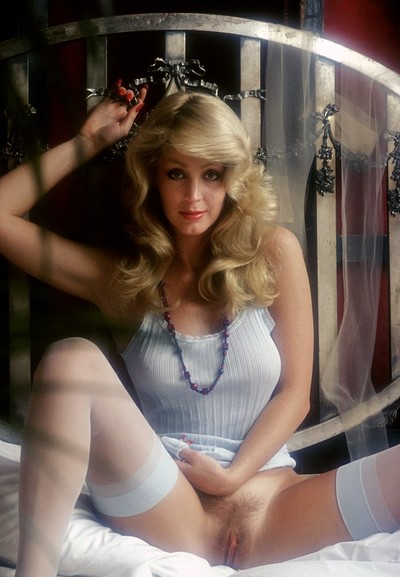 Cheryl Rixon in Pet Of The Year 1979 from Penthouse