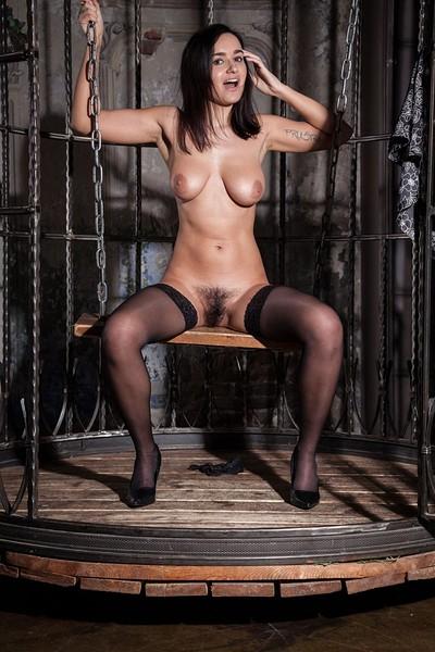 Sanita in Lock Up from The Life Erotic