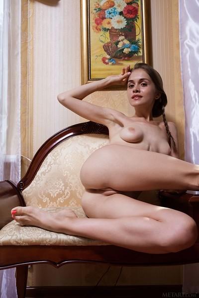 Maria Espen in Rylaet from Met Art