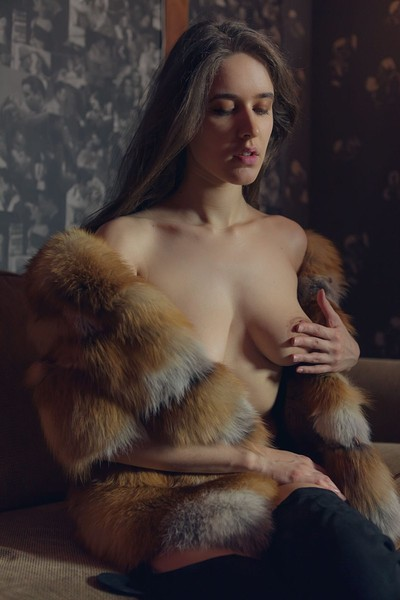 Emily J in Mirror 1 from The Life Erotic