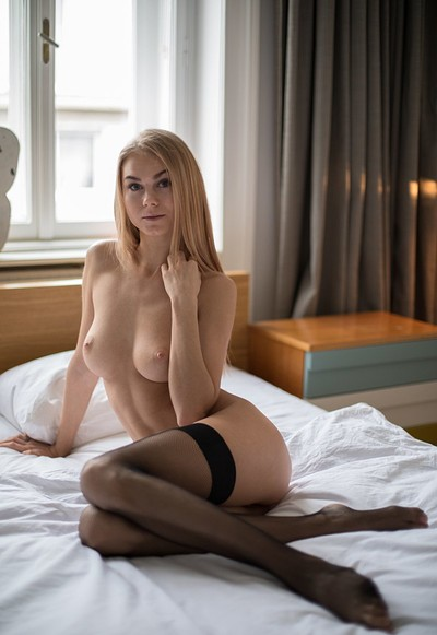 Jane F in In Bed With from Femjoy