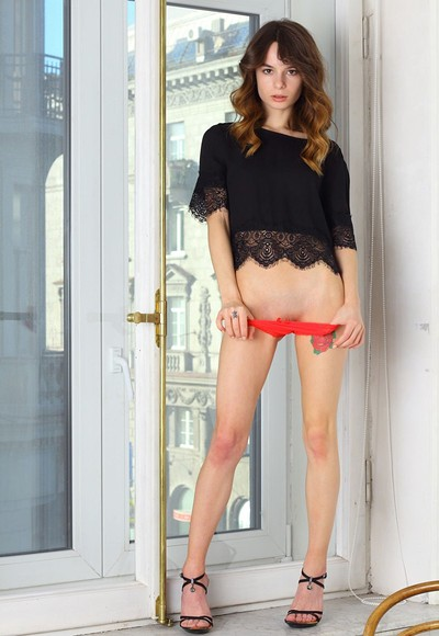 Amy in Debora A from Stunning 18