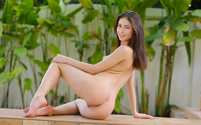 Jenna in Tropical Desire from MPL Studios
