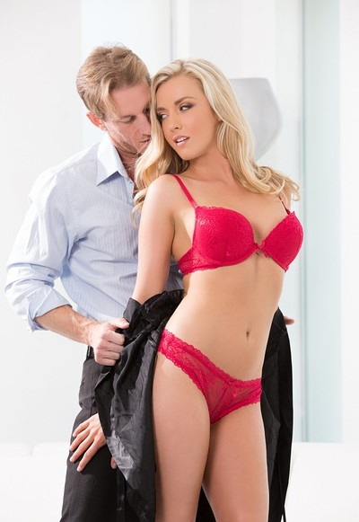 Karla Kush in House of Secret 1 from Penthouse