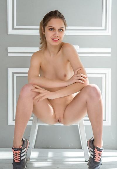 Elvira U in Sporty Ballet from Femjoy