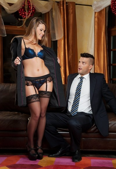 Abby Cross in Love Affairs 5 from Penthouse