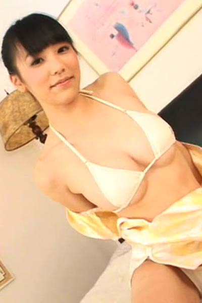 Perfectly Shaped Girl Yuri Hamada charming in Scrubbing Sp Scene 3