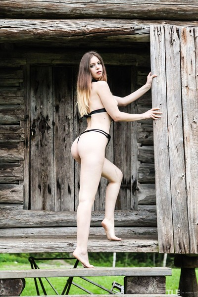 Stella Cox in Cabin Fever from The Life Erotic