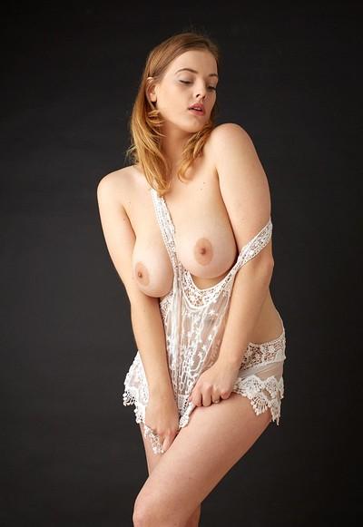 Delina G in Voluptuous from Femjoy