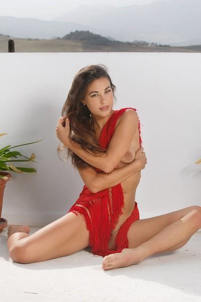 Lorena B in Milede from Met Art