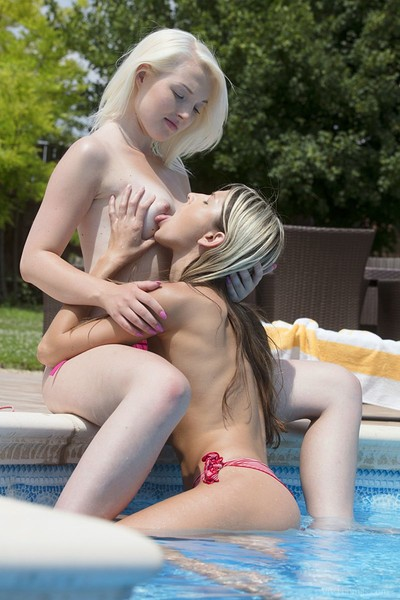 Gina Gerson and Lovita Fate in Make Out from Viv Thomas
