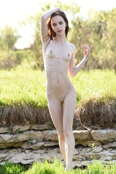 Pala in Flowing River from Erotic Beauty