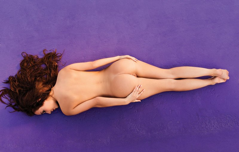 Heather rae young doesn't regret posing nude for playboy