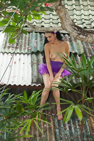 Mirela A in Tropical Beauty from Erotic Beauty