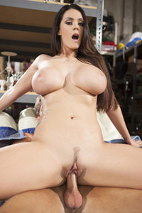 All natural Penthouse Beauty Alison Tyler seductive in Amateur Brunette Blowjobs 4