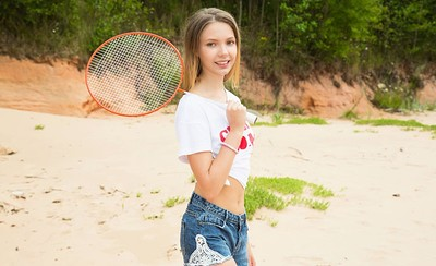 Eva in Ping Pong from Showy Beauty
