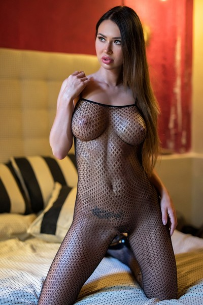 Justyna in Sexy Games from Photodromm