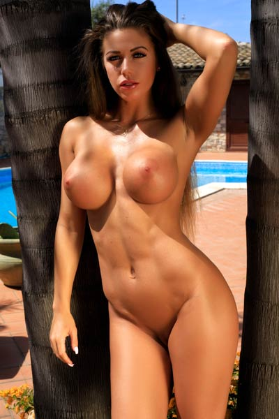 Provocative Isabelle has such an amazing fit and firm body which she presents to you