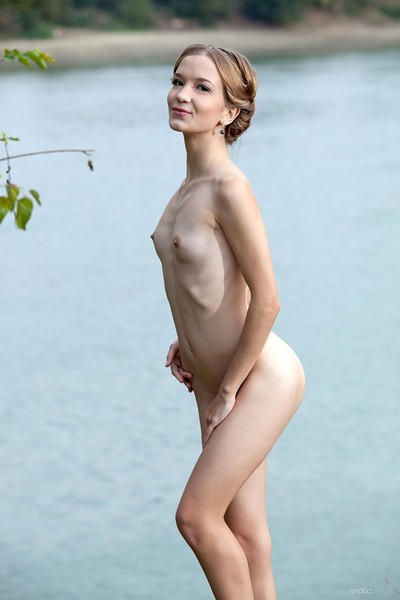 Yayna in Flowing Meadows from Erotic Beauty