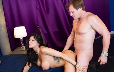 Romi Rain in Beautiful Disaster 5 from Penthouse