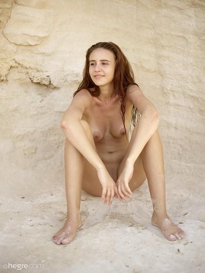 Alisa in Natural wonder from Hegre Art