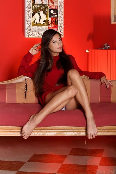 Lorena B in Frou from Sex Art
