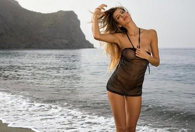 Claudia in The Shoreline II from Photodromm