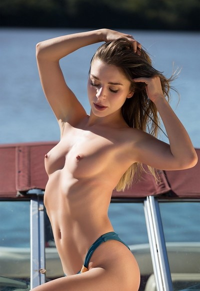 Lilli in River Odyssey from Playboy