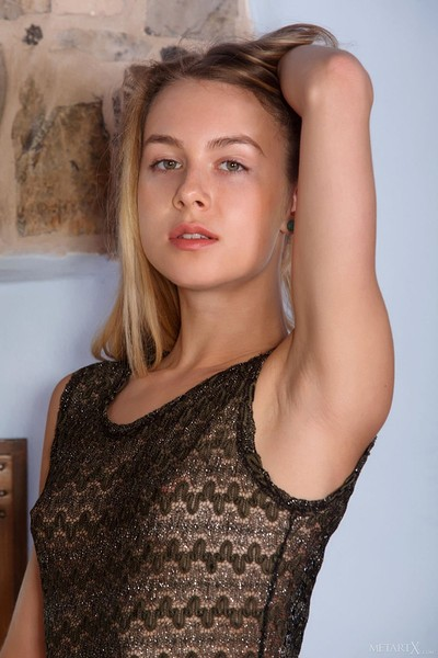 Arya in Dancing Queen 1 from Metart X