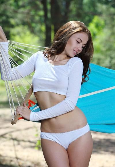 Paula U in Swing me from Femjoy