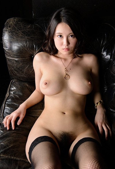 China Matsuoka in Vintage Wall from All Gravure