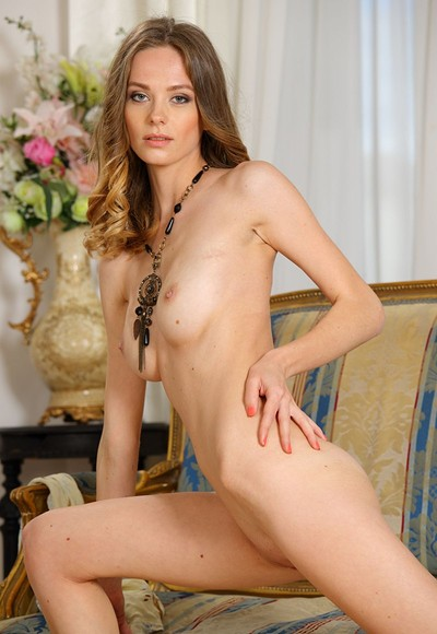 Irene in Naked Positive II from Stunning 18