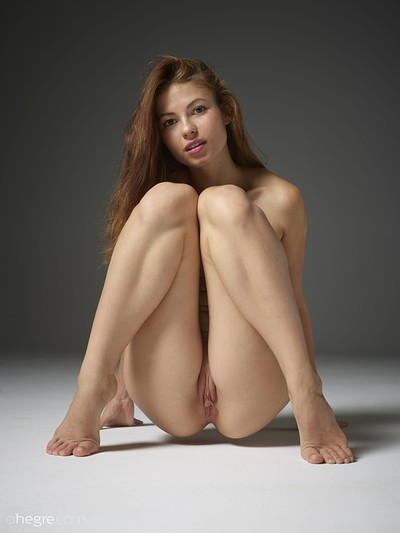 Jenna in Nude Photo Session from Hegre Art