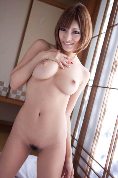 Bloomed Allgravure Beauty Kirara Asuka bares her smoking hot body in Take It All Off