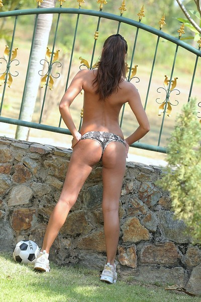 Cira Nerri in Football Queen from Erotic Beauty