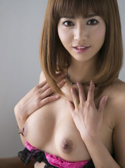Nozomi Aso in Touch Of Kink from All Gravure