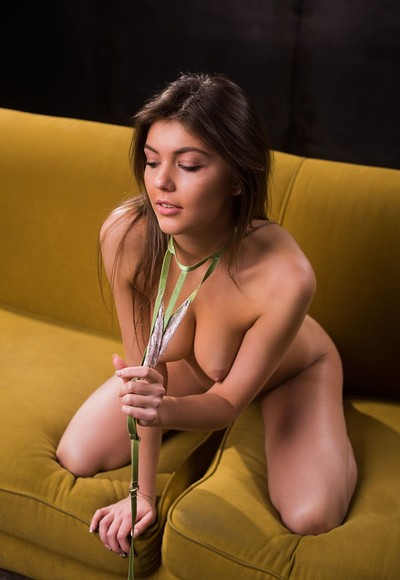 Lindsey T in Hello from Femjoy