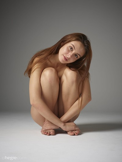 Alisa in Full Figure Nudes from Hegre Art
