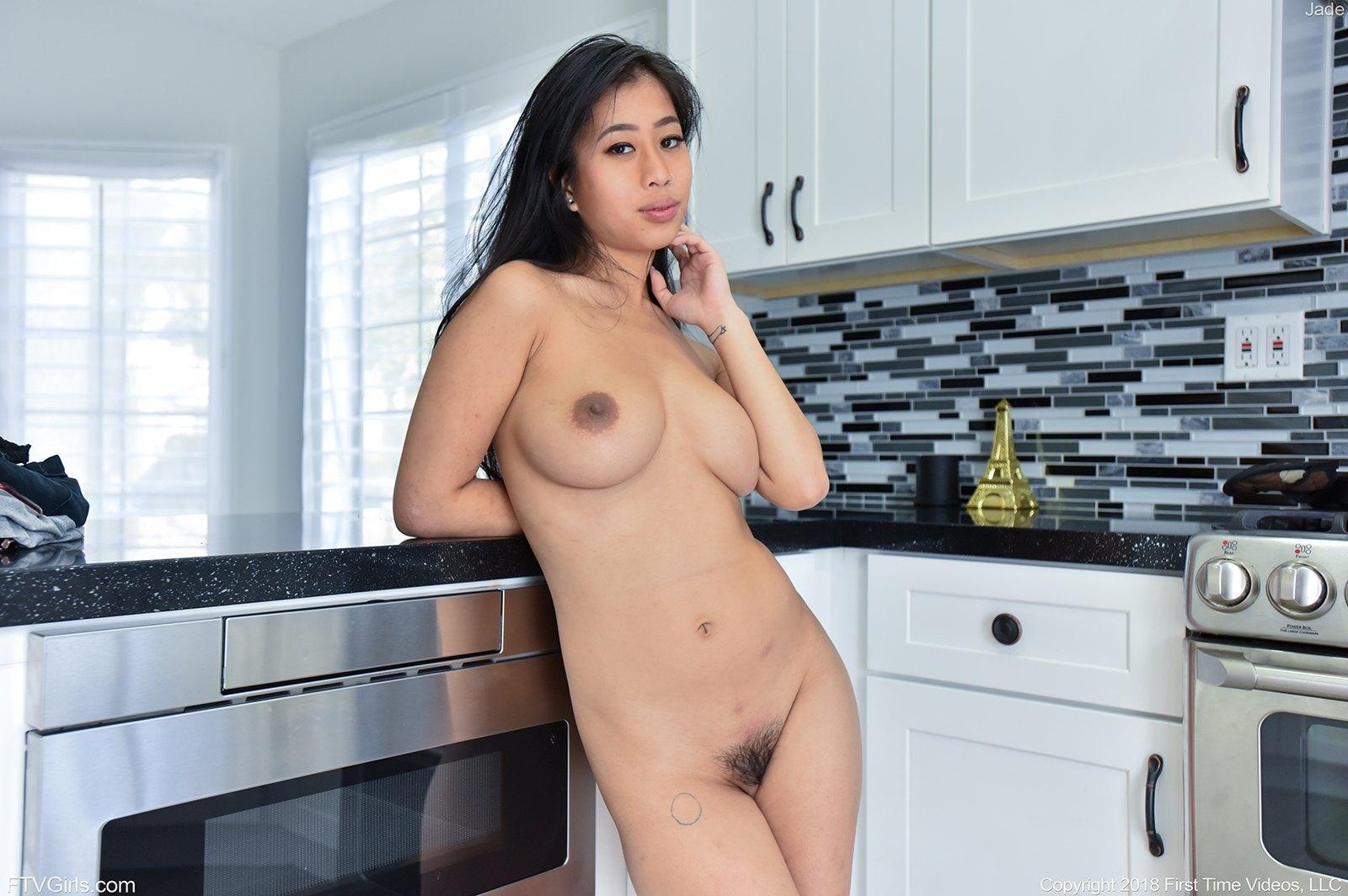 Kitchen nude Kitchen Pics