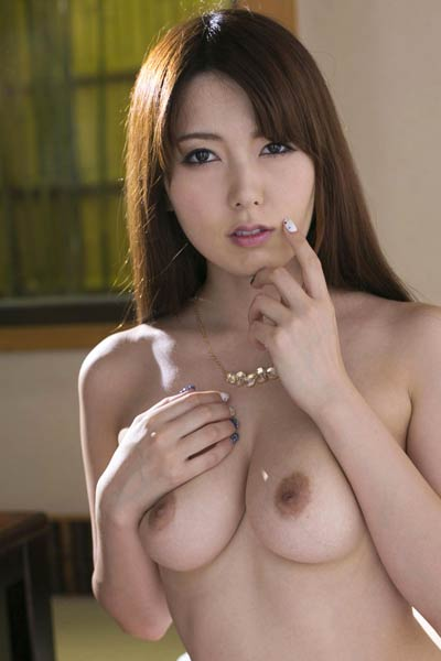 Adventurous babe Babe Yui Hatano gets naked and shows her mind-blowing sex appeal in Going Deeper