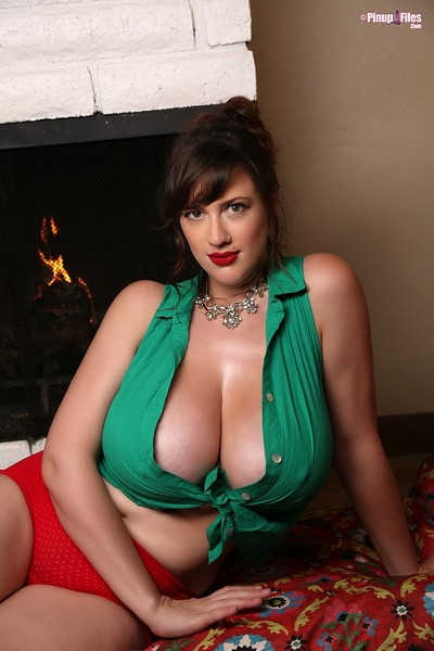 Lana Kendrick in Vol 9 Set 1 from Pinup Files