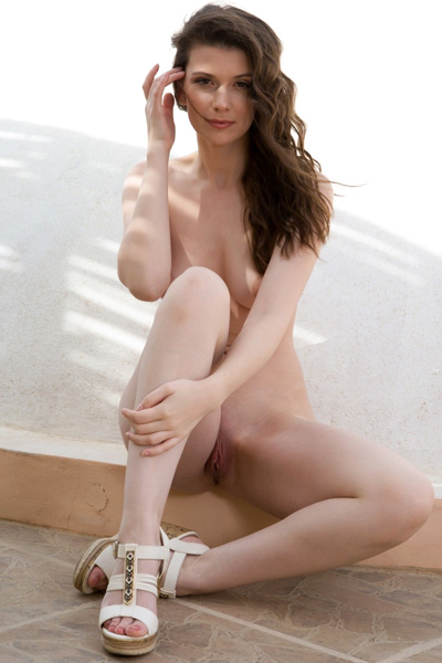 Charming young girl Muirina Fae gives us something to think about