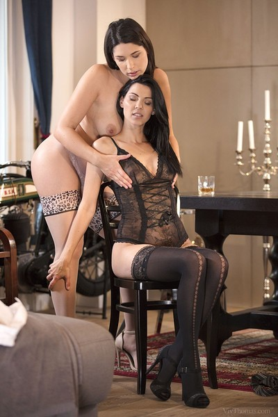 Cindy Hope and Zafira A in Grind from Viv Thomas