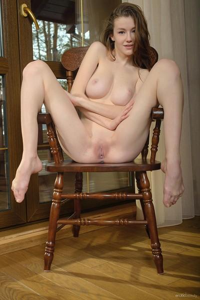Emily Bloom in Long Legs from Erotic Beauty