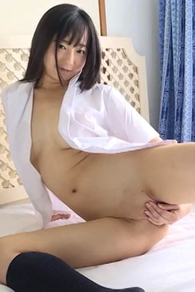 Fantastic All Gravure Model Sumire Nagai bares her smoking hot body in Intense Desire Scene 3