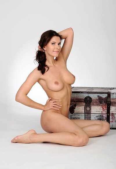 Susi R in I Love It from Femjoy