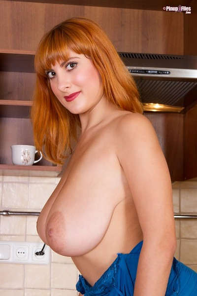 Valory Fleur in Vol 3 Set 2 from Pinup Files