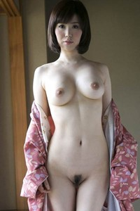 Romantic and effortlessly beautiful Allgravure Model Nanako Mori posing in Into Her Soul